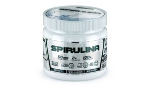 SPIRULINA 100G, 50 порций (Спирулина)